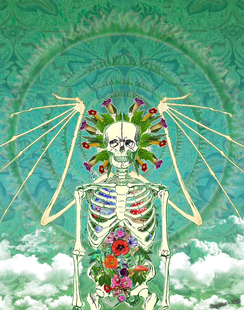 Angel of the Allies/Entheogens